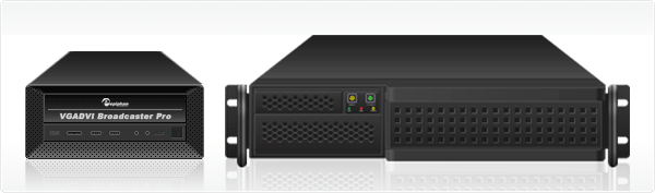 Compact or Rackmount Form Factor